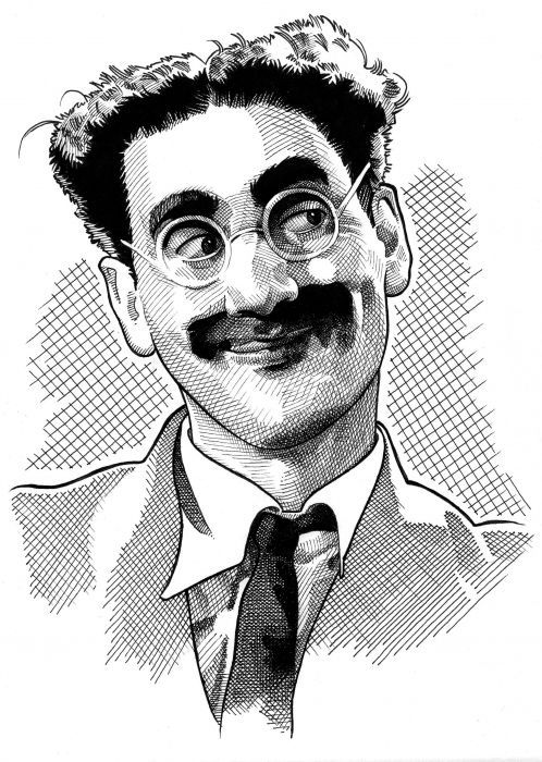 Image result for Groucho Marx